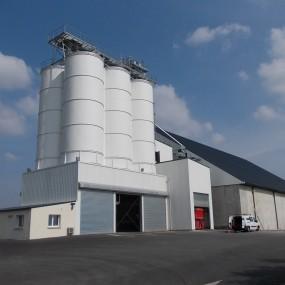 Centre collecte céréales